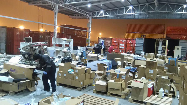 AFIP interceptó contrabando por 7,5 millones de pesos