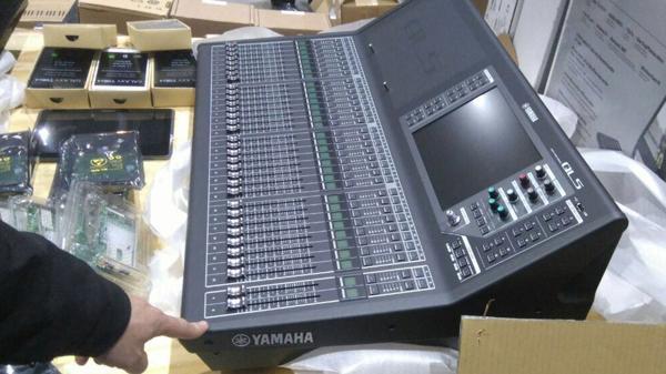 Consola de audio y video declarada como donación para hospitales