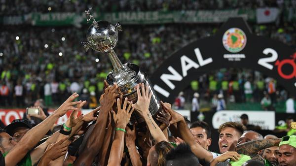 Atlético Nacional fue el último equipo en ser campeón antes de fin de año (AFP)
