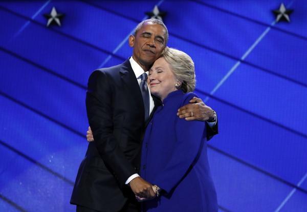 Los demócratas a favor de las políticas de Obama luchan por llevar Hillary al Salón Oval(AP)