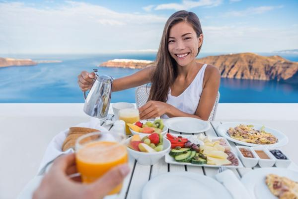 En Grecia, las frutas son un elemento fundamental de la dieta (Shutterstock)