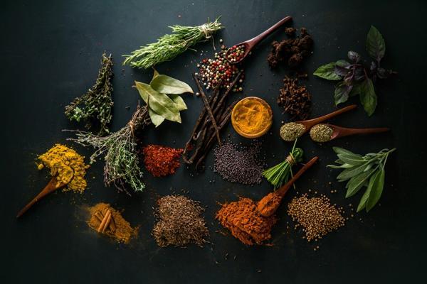 Las especias forman parte de casi todas las comidas en África y Asia(Shutterstock)