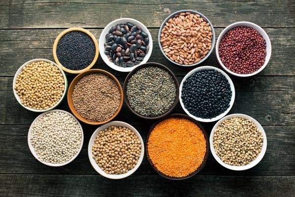 Las legumbres son una excelente fuente de proteína vegetal (Shutterstock)