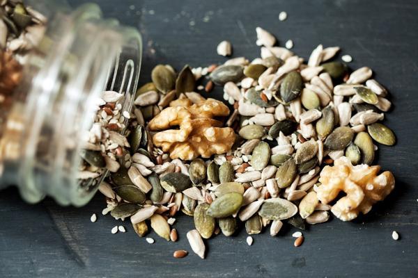Los frutos secos, claves para cualquier buen plan de alimentación (Shutterstock)