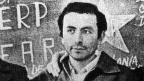 Roberto Santucho, líder del Ejército Revolucionario del Pueblo