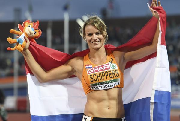 Dafne Schippers, holandesa especialista en pruebas de velocidad