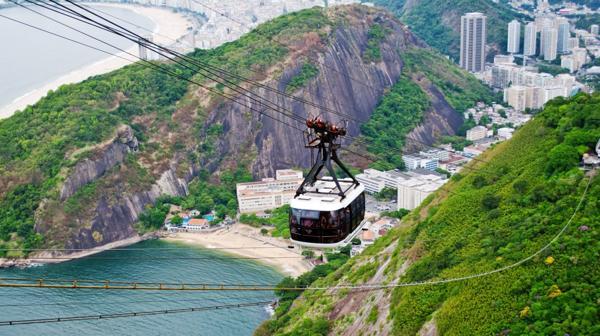El Barrio de Urca es poco visitado por los turistas (Shutterstock)