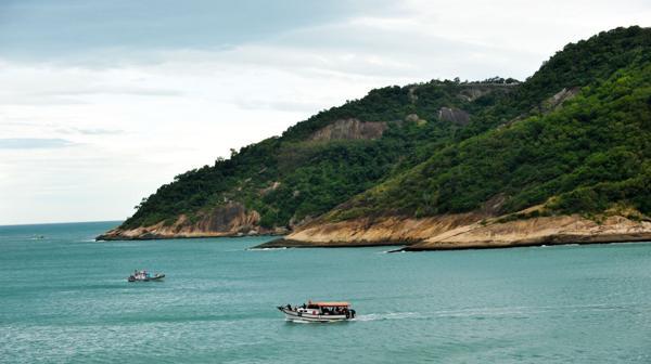 Este camino es un sitio muy especial, como sólo hay en Río de Janeiro (Shutterstock)