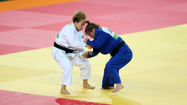Pareto derrotó en la final a la coreana Jeong Bokyeong (Nicolás Stulberg)