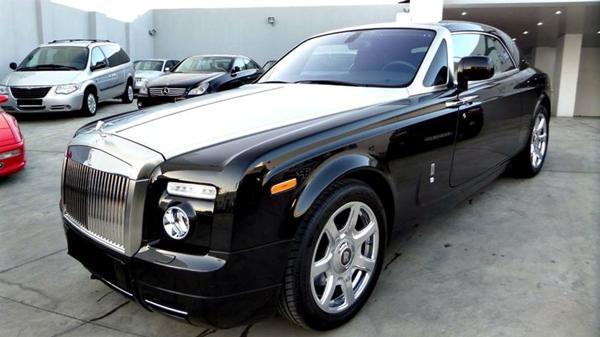 El Rolls Royce de Michael Schumacher que fue vendido en USD 380 mil
