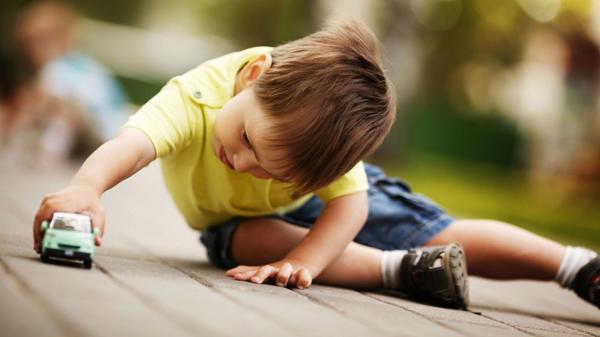 Los juguetes deben cumplir con las normas de salud vigentes (Shutterstock)