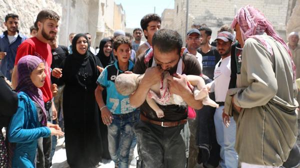 Se agrava la situación humanitaria enAlepo (AFP)