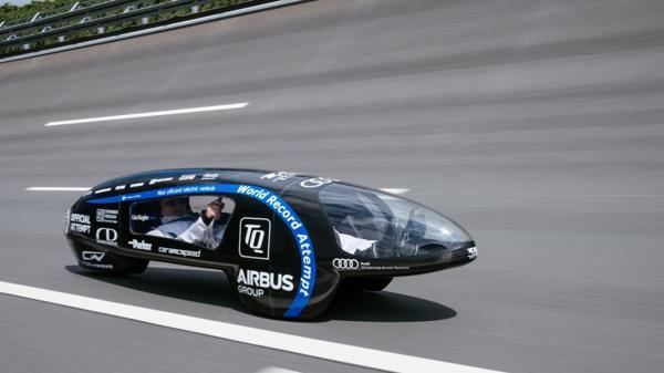 El emprendimiento se realizó en cooperación con el fabricante automotriz Audi