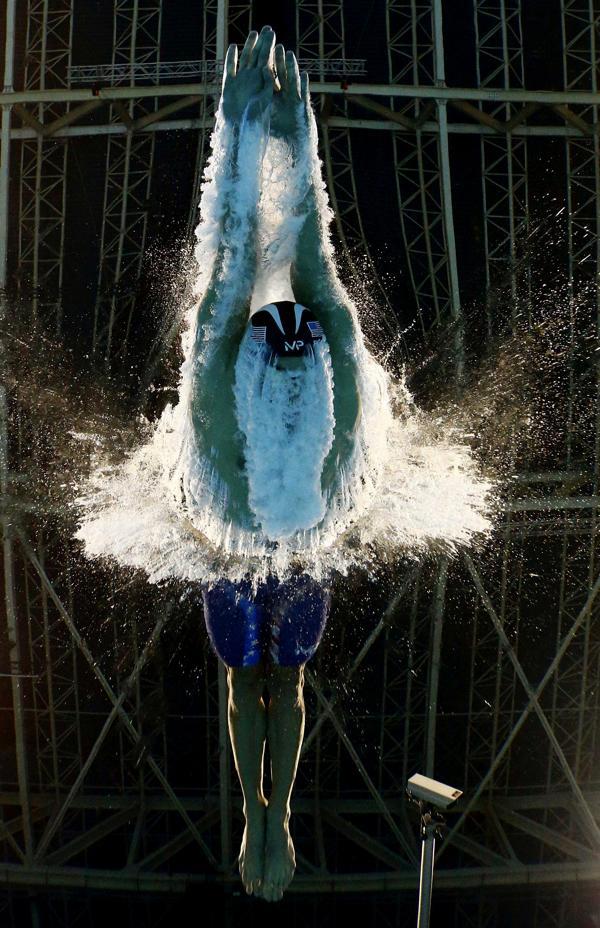 Tras los Juegos Olímpicos de Atenas se convirtió en uno de los deportistas mejor pagados del mundo(Reuters)