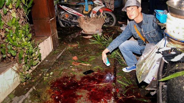 Además de las bombas, se han producido cinco incendios que podrían estar vinculados a la cadena de atentados (AFP)