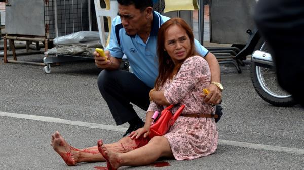 """""""Las bombas son un intento de generar caos y confusión"""", afirmó el primer ministro y jefe de la junta militar, Prayut Chan-ocha (Reuters)"""