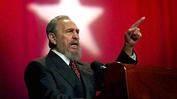 Varios políticos hablaron de la muerte de Castro (Reuters)