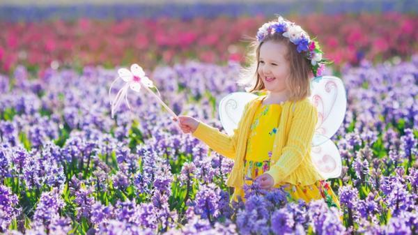 Reyes, reinas, príncipes y princesas. La imaginación empieza a volar (Shutterstock)