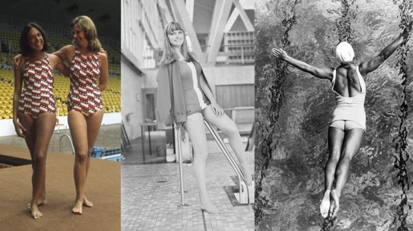Tres épocas: Montreal '76, México '68 y Los Angeles '32