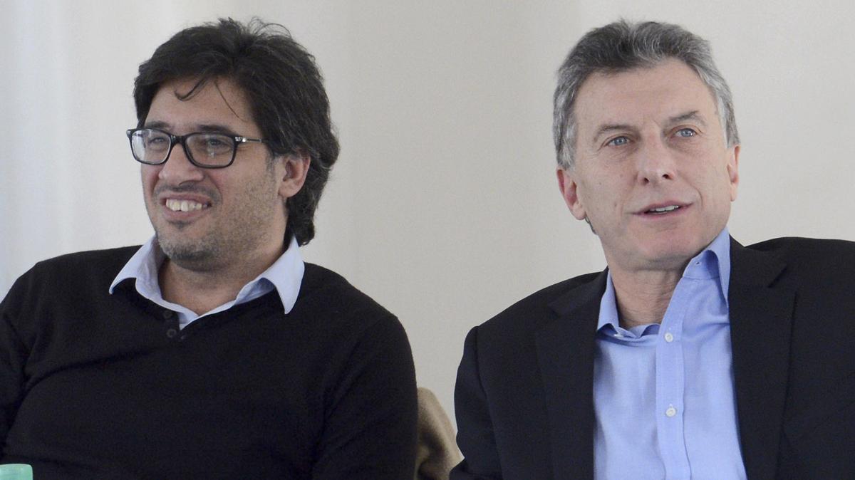 Germán Garavano, ministro de Justicia de Mauricio Macri (Télam)