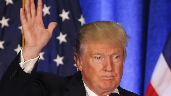 Más preocupaciones para Donald Trump a menos de un mes de las elecciones (AP)