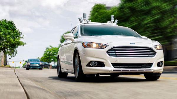 Ford Motor Company aspira a tener un vehículo completamente autónomo disponible para el año 2021 (Ford Motor Company)