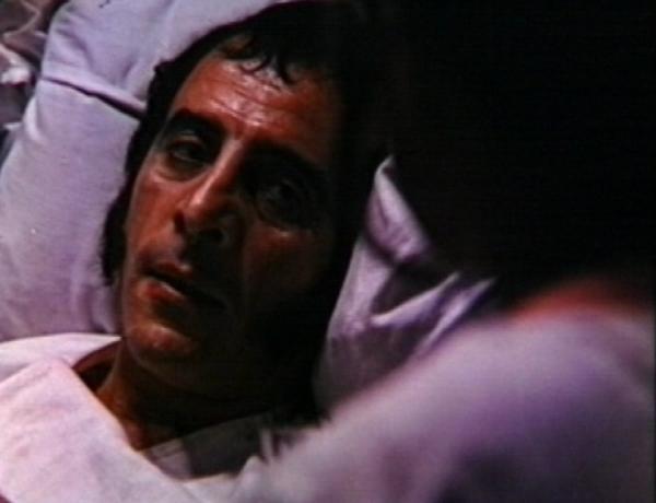"""Rubén Stella interpreta a San Martín en """"El general y la fiebre"""" (1992), film que reconstruye la estadía del futuro Libertador en Saldán"""
