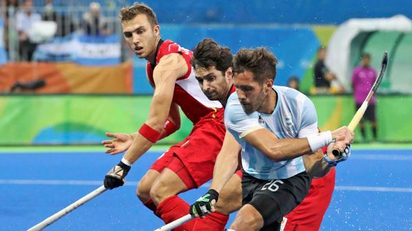 Los Leones lograron la tercera medalla de oro para la Argentina (Reuters)