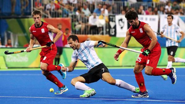 Los Leones hicieron al podio por primera vez en su historia (Reuters)