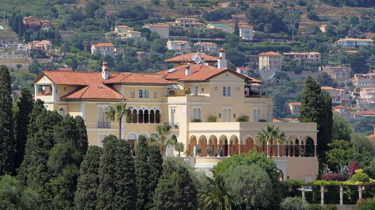 A la venta Les Cedres, la casa más cara del mundo - Infobae.com
