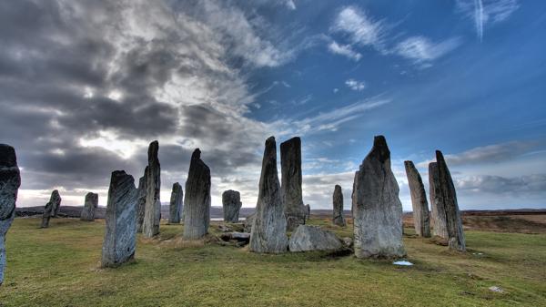 Un nuevo estudio determinó el significado de la alineación de estas pedras (Shutterstock)