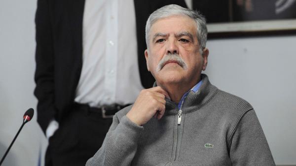 El ministerio de Planificación era conducido por Julio de Vido (Télam)