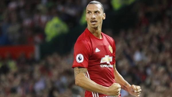 Zlatan Ibrahimovic estará lejos de la Champions League este año (Reuters)