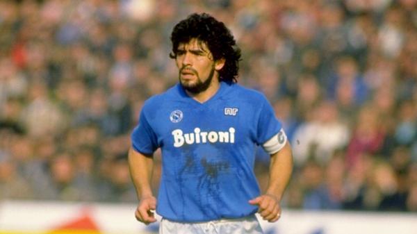 Diego Maradona, uno de los mejores del mundo que no consiguió la Copa
