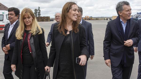 """Para """"promover austeridad"""", María Eugenia Vidal decretó límites en los viajes de sus funcionarios al exterior"""