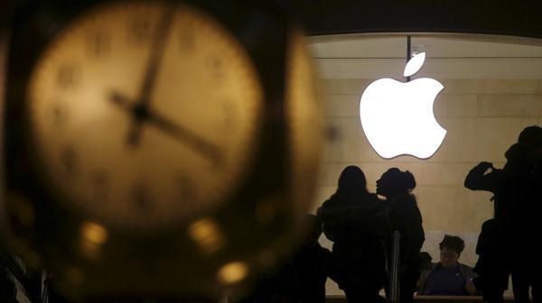 Las ventas anuales de Apple caen por primera vez desde 2001