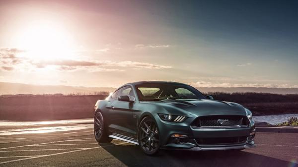 Argentina recibirá una versión potente del Mustang: erogará 421 caballos de fuerza
