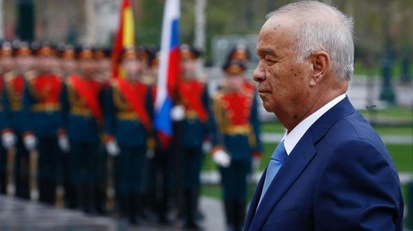 Islam Karimov falleció a los 78 años