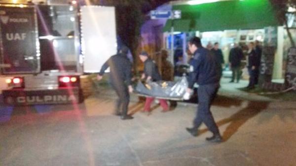 Se produjo un tiroteo y el ladrón murió en el lugar (0223.com)