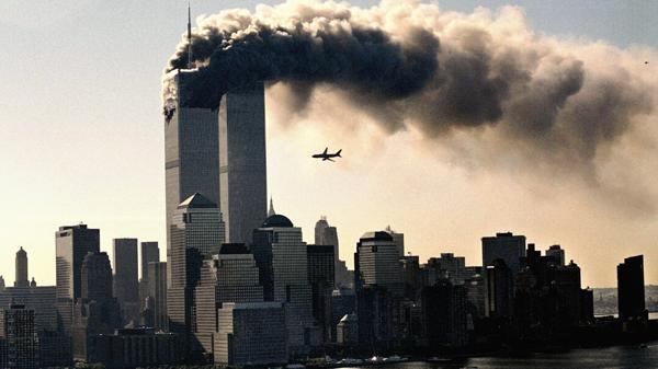 El segundo avión está a instantes de estrellarse contra la Torre Sur. Hace 15 años Nueva York cambiaría para siempre