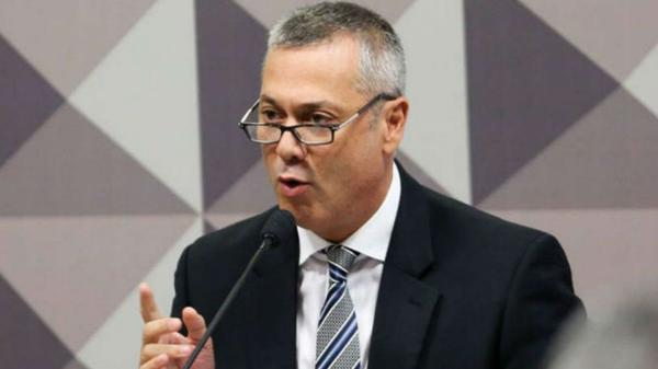 El ex procurador general de Brasil, Fabio Medina Osorio (Twitter)