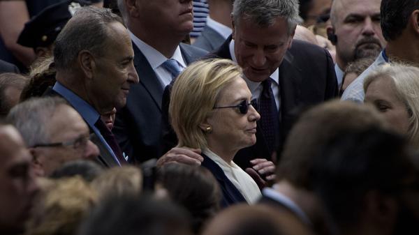 Hillary Clinton, otra vez en el ojo de la tormenta por el caso de los correos electrónicos (AFP)