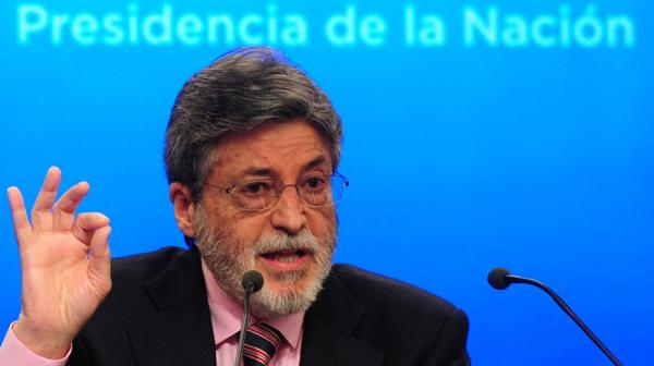 Alberto Abad, titular de la AFIP (Télam)