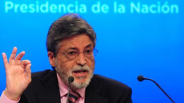 Alberto Abad recomendó a los contribuyentes no esperar hasta el último días para exterizar sus activos (Télam)