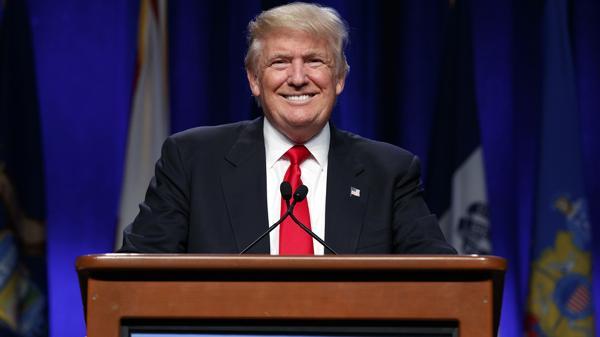 Donald Trump fue electo presidente de los Estados Unidos. Asumirá el 20 de enero de 2017 (AP)