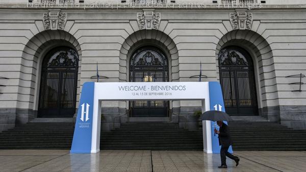 El Centro Cultural Kirchner es sede del Foro de Inversiones (EFE)