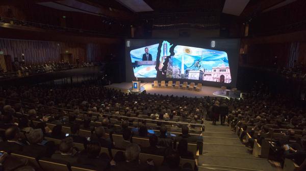 El Foro Económico Mundial Latinoamericano proyecta superar la convocatoria del Foro de Inversiones local (Adrián Escandar)