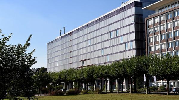 La sede de Bayer en Alemania (AFP)