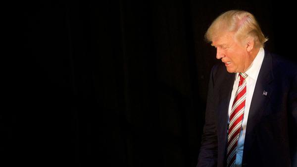 La Fundación de Donald Trump, el aspirante republicano a la Casa Blanca, está en la mira de la Justicia de Estados Unidos (AFP)