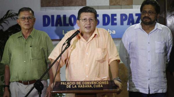 Pablo Catatumbo aseguró que el referéndum del 2 de octubre tendrá el respaldo del electorado
